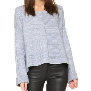 FREE PEOPLE Ever Cozy Pullover Sweater Size Small